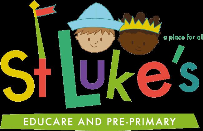 St.Lukes Pre-school & Educare Logo